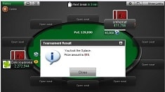freeroll win